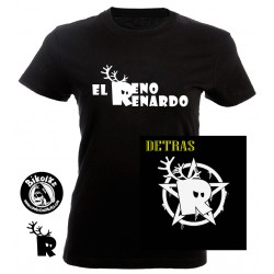Camiseta Chica Reno Renardo Logo