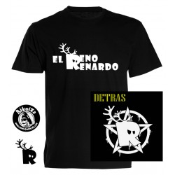 Camiseta Chico Reno Renardo Logo