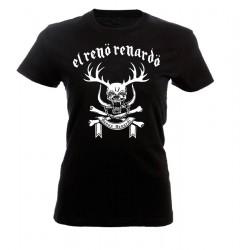 Camiseta Chica Reno Renardo Head