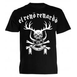 Camiseta Chico Reno Renardo Head