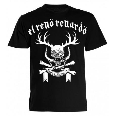 Camiseta Chico Reno Renardo Head