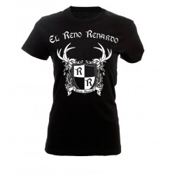 Camiseta Chica Reno Renardo Escudo