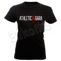 Camiseta Chica Manga Corta Athletic Gu Gara