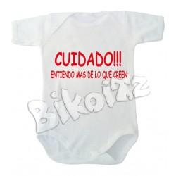 Body Bebé ¡Cuidado!