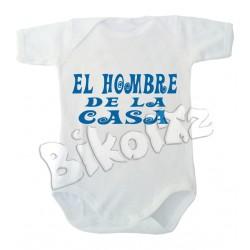Body Bebé El hombre de la casa