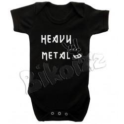 Body Bebé Heavy Metal