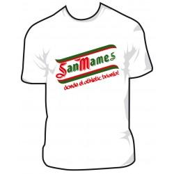 """Camiseta """"San Mamés"""""""