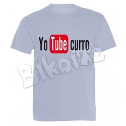 """Camiseta """"Yotube..."""""""