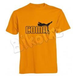 """Camiseta """"Coma"""""""