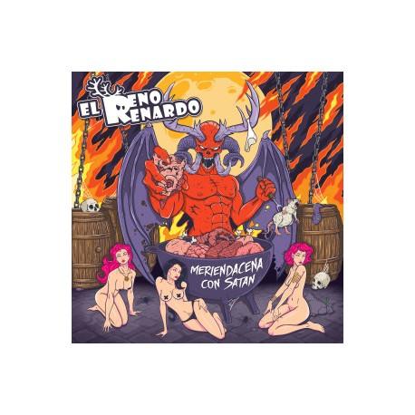 CD Reno Renardo (2016) -Meriendacena Con Satán