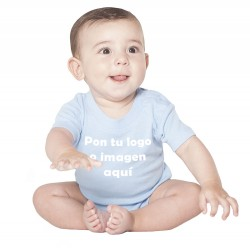 Body Bebé Vinilo Personalizable