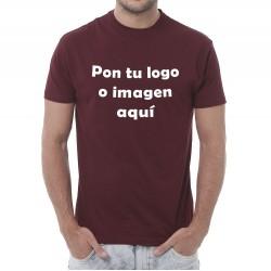 Camiseta Chico Manga Corta Para Personalizar