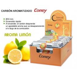 Carbón Coney Limón