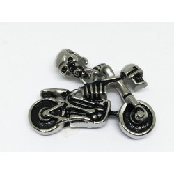 """Colgante """"Moto Esqueleto"""""""