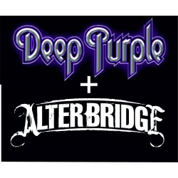 Entradas DEEP PURPLE + ALTER BRIDGE (Viernes 30 de junio de 2017) BEC