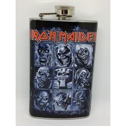 Petaca Iron Maiden