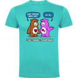 """Camiseta """"Sosos amorosos"""""""