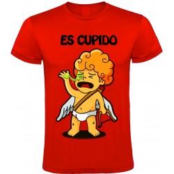 """Camiseta """"Es Cupido"""""""