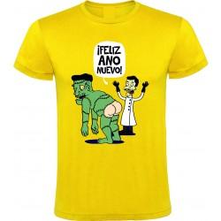 "Camiseta ""Feliz Ano Nuevo"""