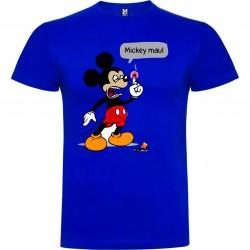 """Camiseta """"Mickey Mau"""""""