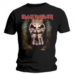 """Camiseta Iron Maiden """"Candle Finger"""""""