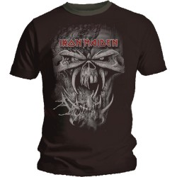"Camiseta Oficial Iron Maiden ""Final Frontier Vintage"""