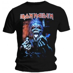 "Camiseta Oficial Iron Maiden ""Real Dead One"""
