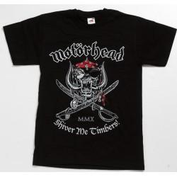 "Camiseta Oficial Motörhead ""Shiver Me Timbers!"""