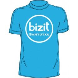 Camiseta Chico Bizit Santutxu