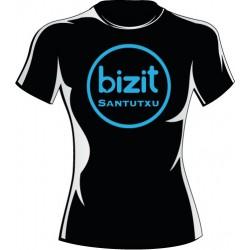 Camiseta Chica Bizit Santutxu