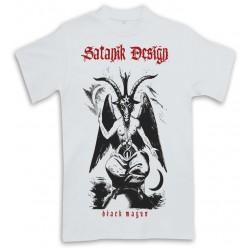 Camiseta Chico Satanik Design Magnus